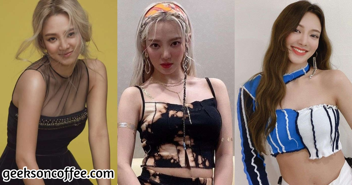 51 Hottest Kim Hyo-yeon Pictures You Just Can't Lay Your Eyes Off