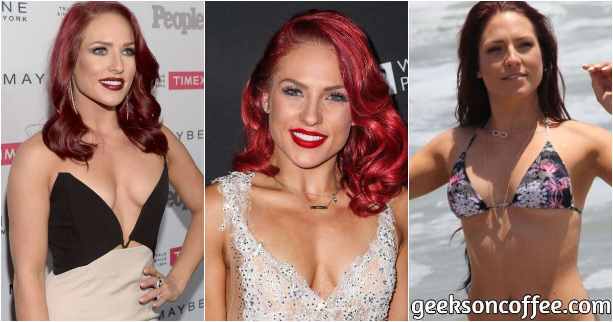 51 Hottest Sharna Burgess Pictures Make Her A Thing Of Beauty