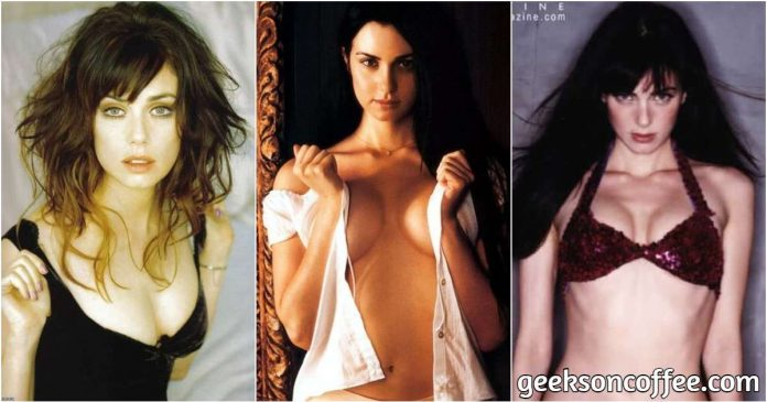 51 Mia Kirshner Hot Pictures Show Off Her Voluptuous Body