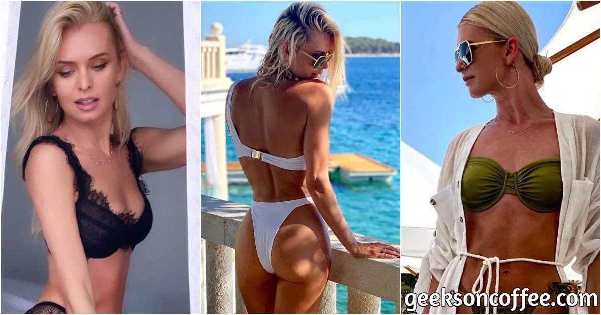 51 Nadiya Bychkova Hot Pictures That Are Sensually Arousing
