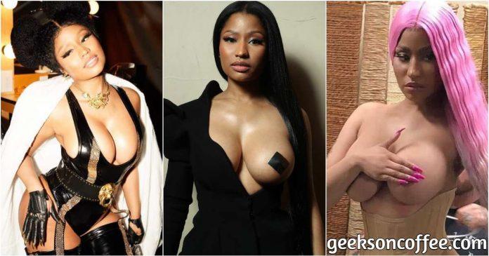 51 Nicki Minaj Hot Pictures Are Sure To Stun Your Senses