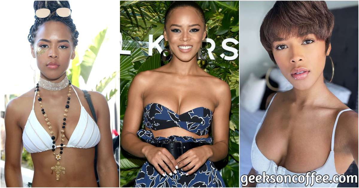 51 Serayah Ranee McNeill Hot Pictures Can Make You Fall In Love With Her In An Instant