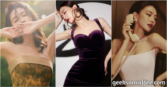 51 Wang FeiFei Hot Pictures Will Keep You Staring At Her All Day Long