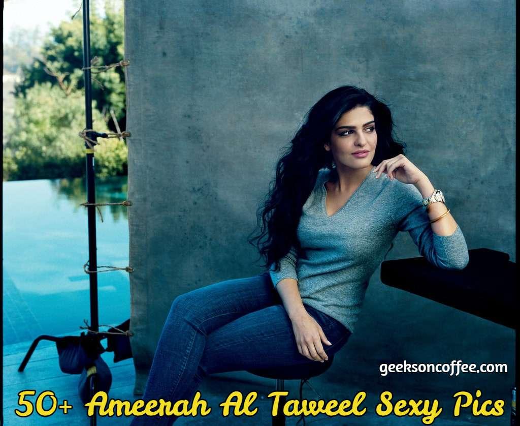 Ameerah Al Taweel Sexy Pics