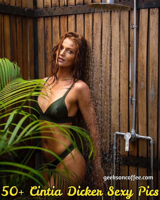 Cintia Dicker Sexy Pics
