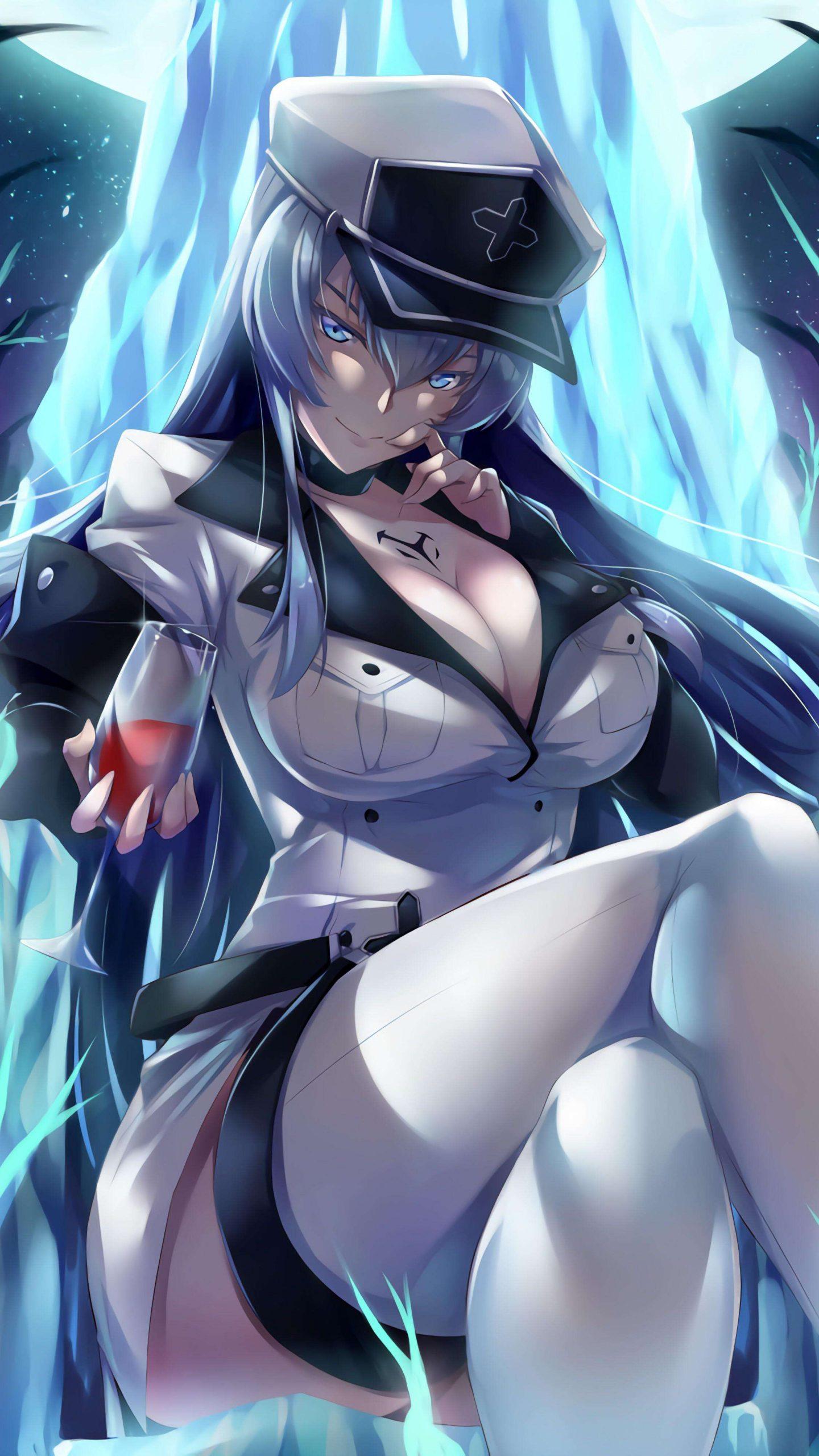Esdeath – Akame Ga Kill