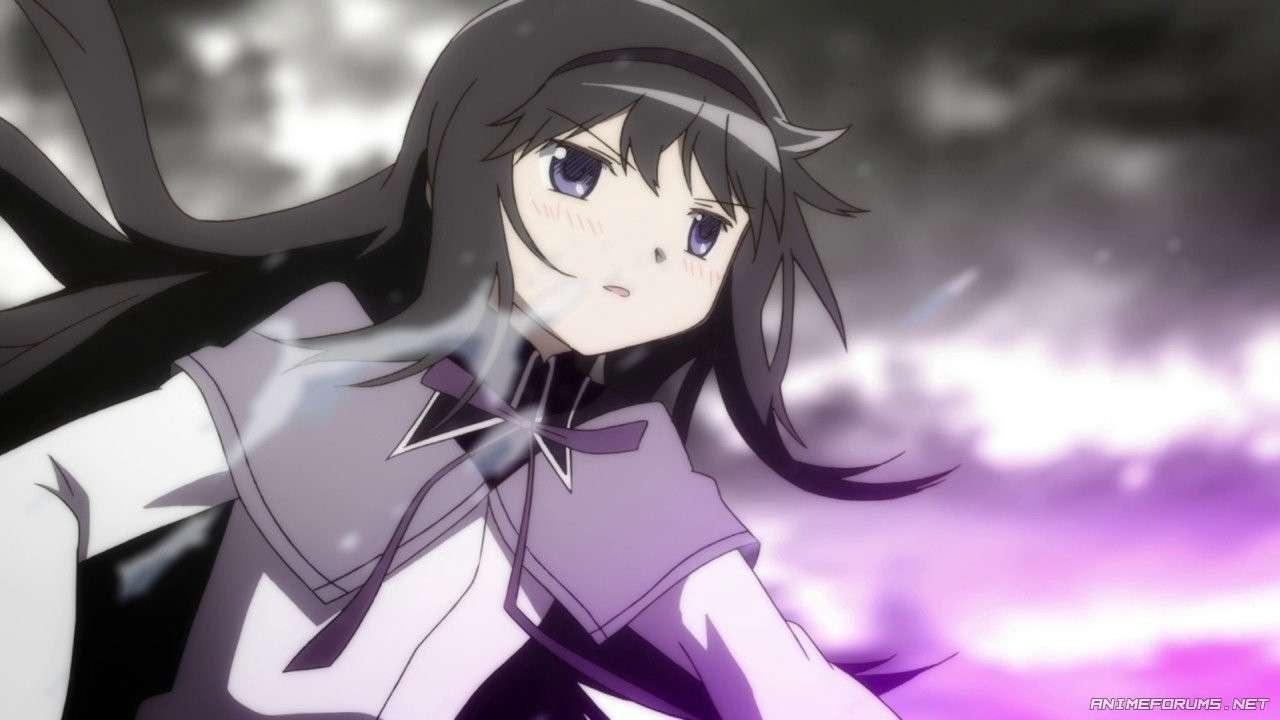 Homura Akemi, Madoka Magica