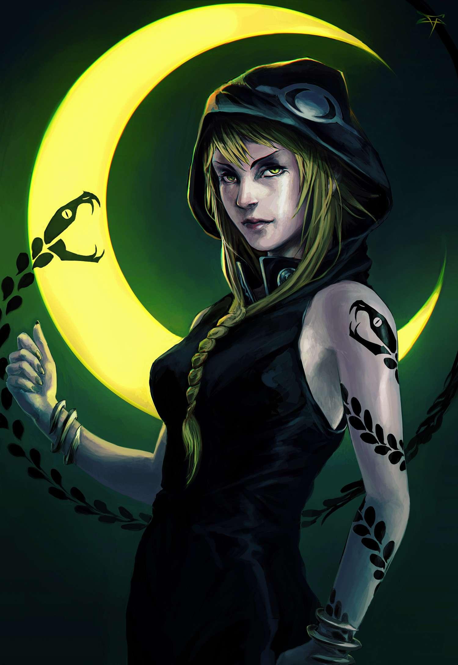 Medusa Gorgon, Soul Eater
