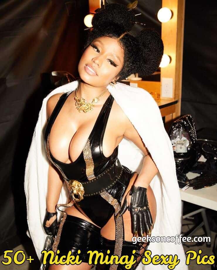Nicki Minaj Sexy Pics