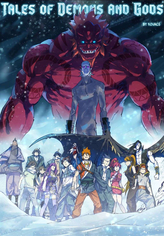Tales of Demons & Gods