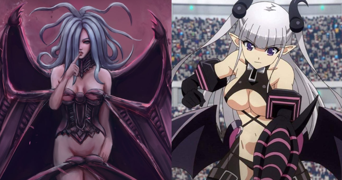 Top 20 Goth Anime Girls Of All Time