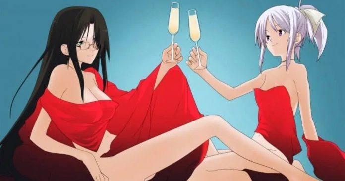 Top 30 Lesbian Anime Of All Time