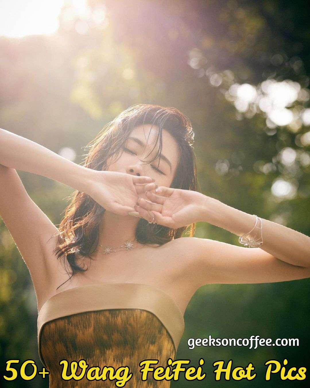 Wang FeiFei Hot Pics