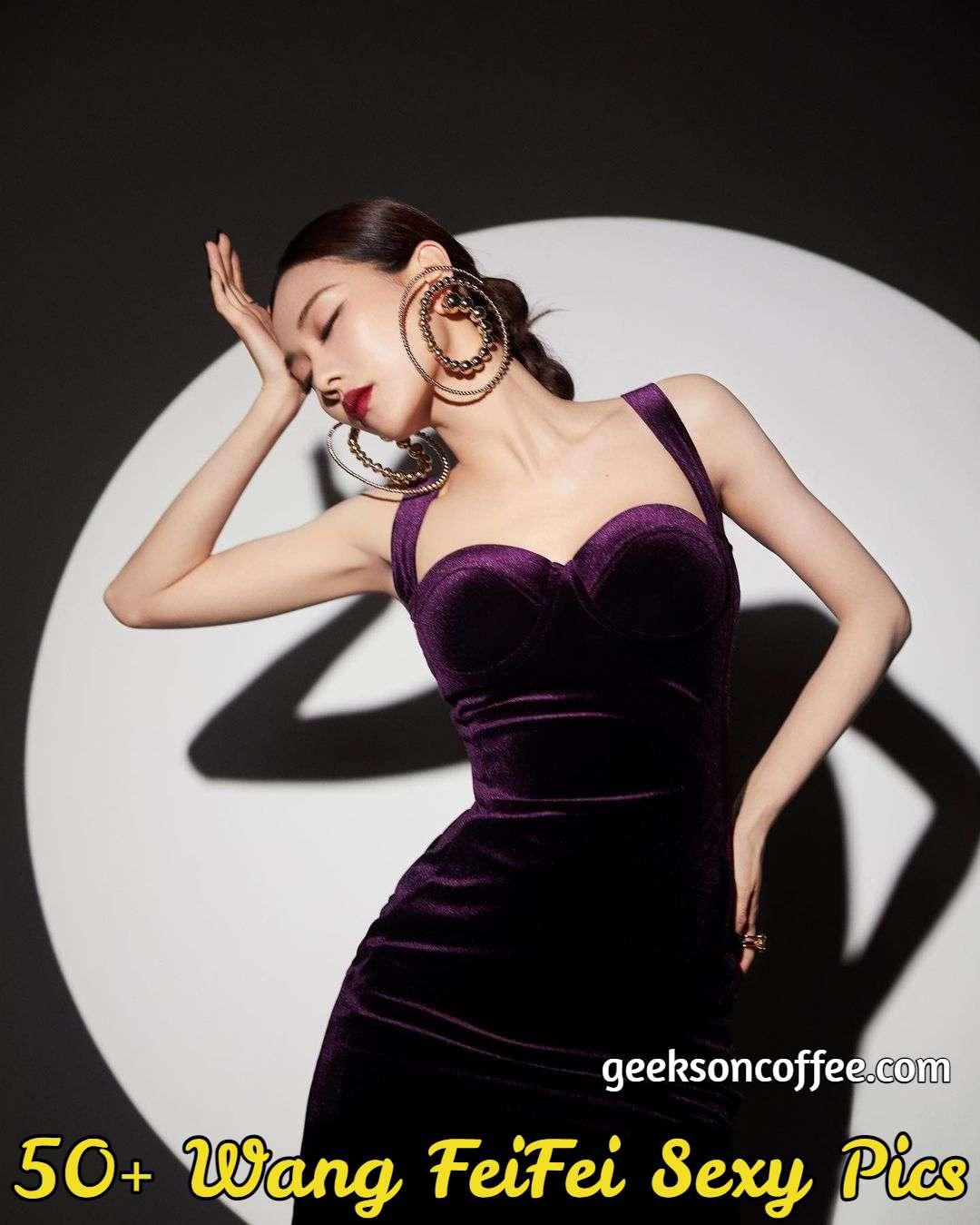 Wang FeiFei Sexy Pics