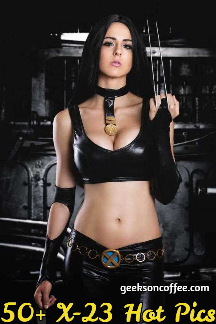X-23 Hot Pics