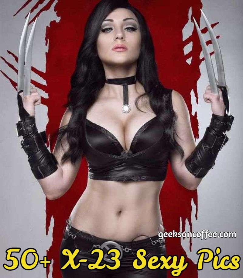 X-23 Sexy Pics