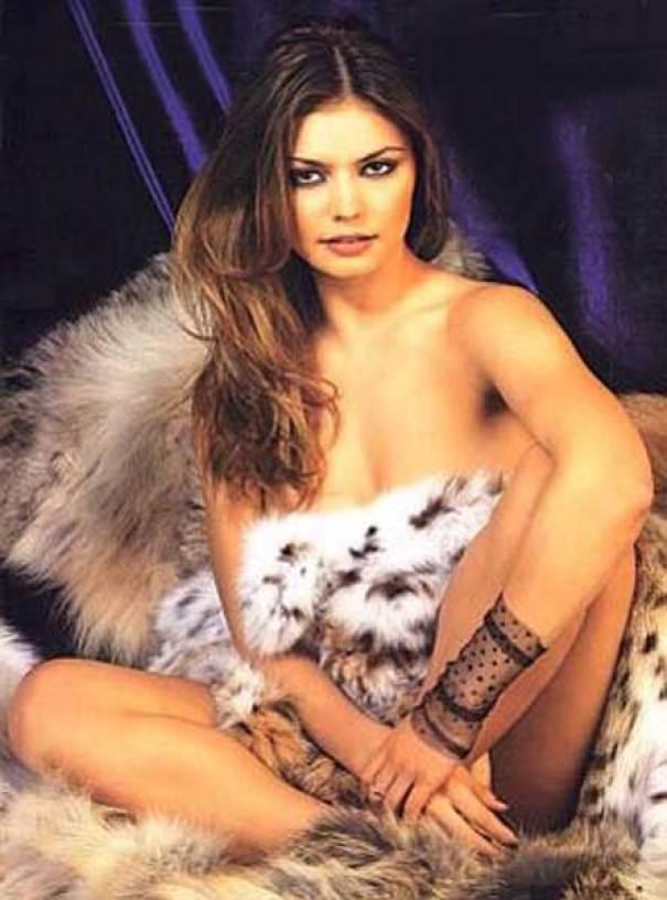 alina kabaeva sexy body