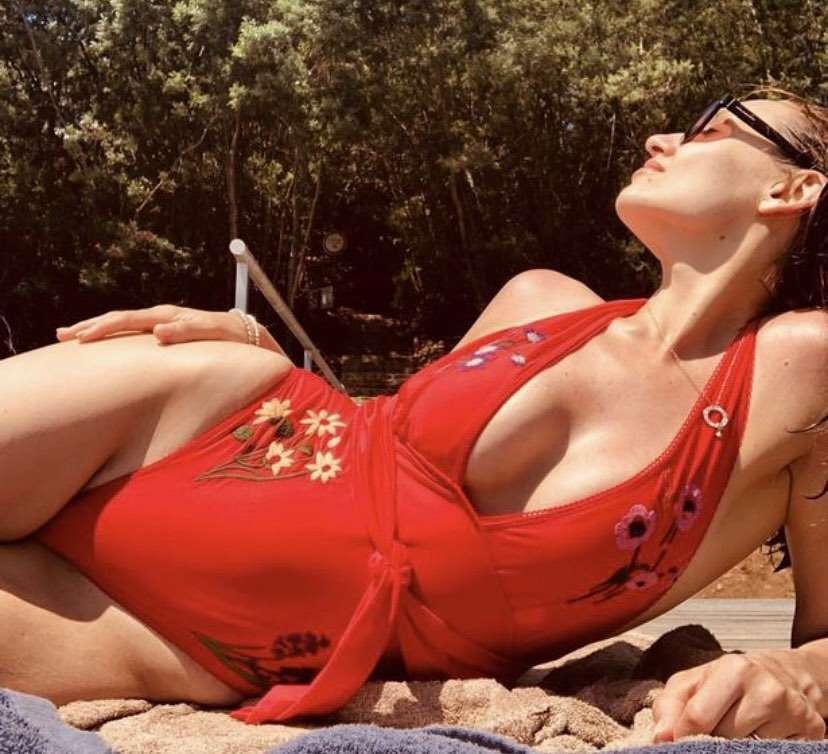 catherine tyldesley swimsuit