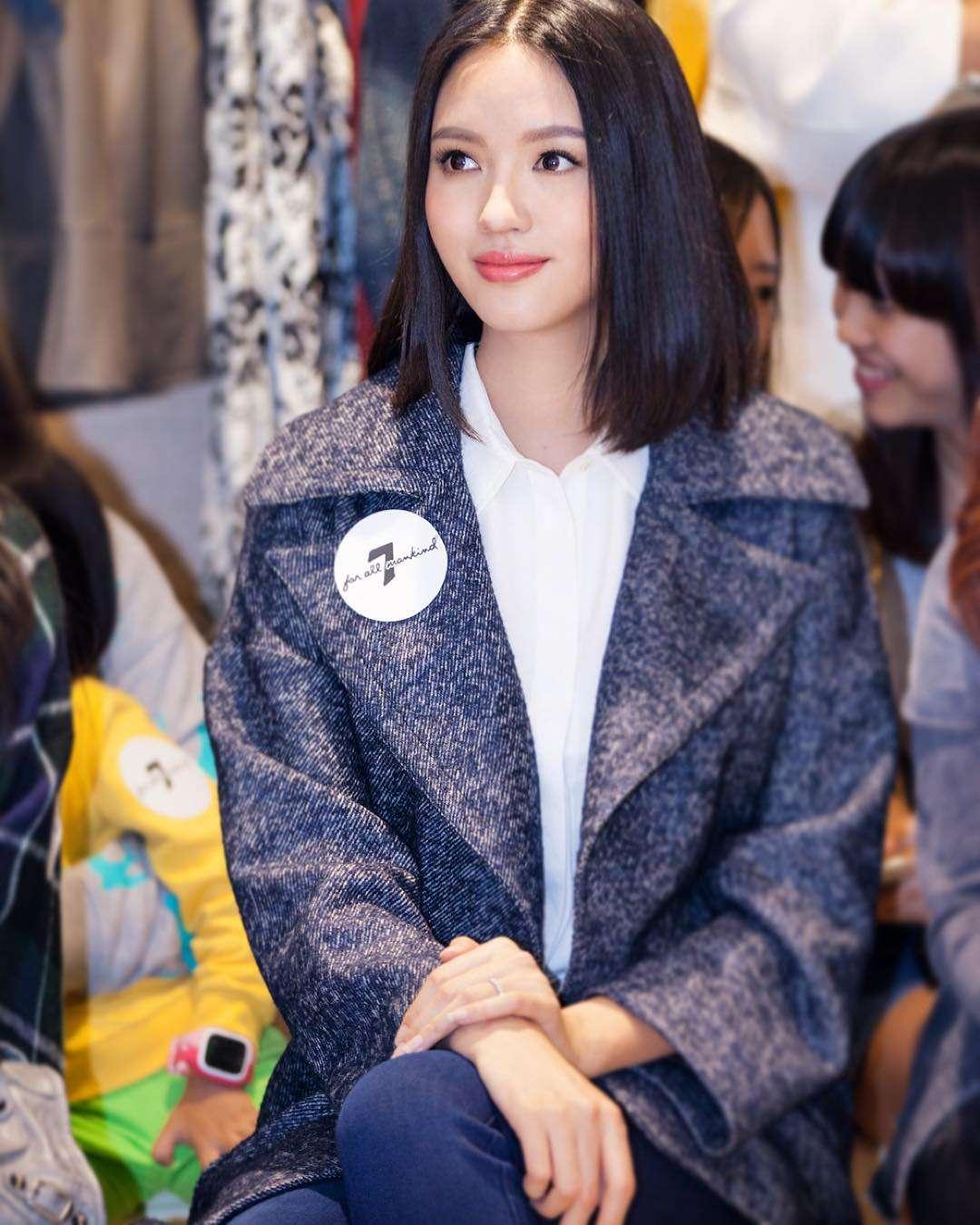 zhang zilin good looking