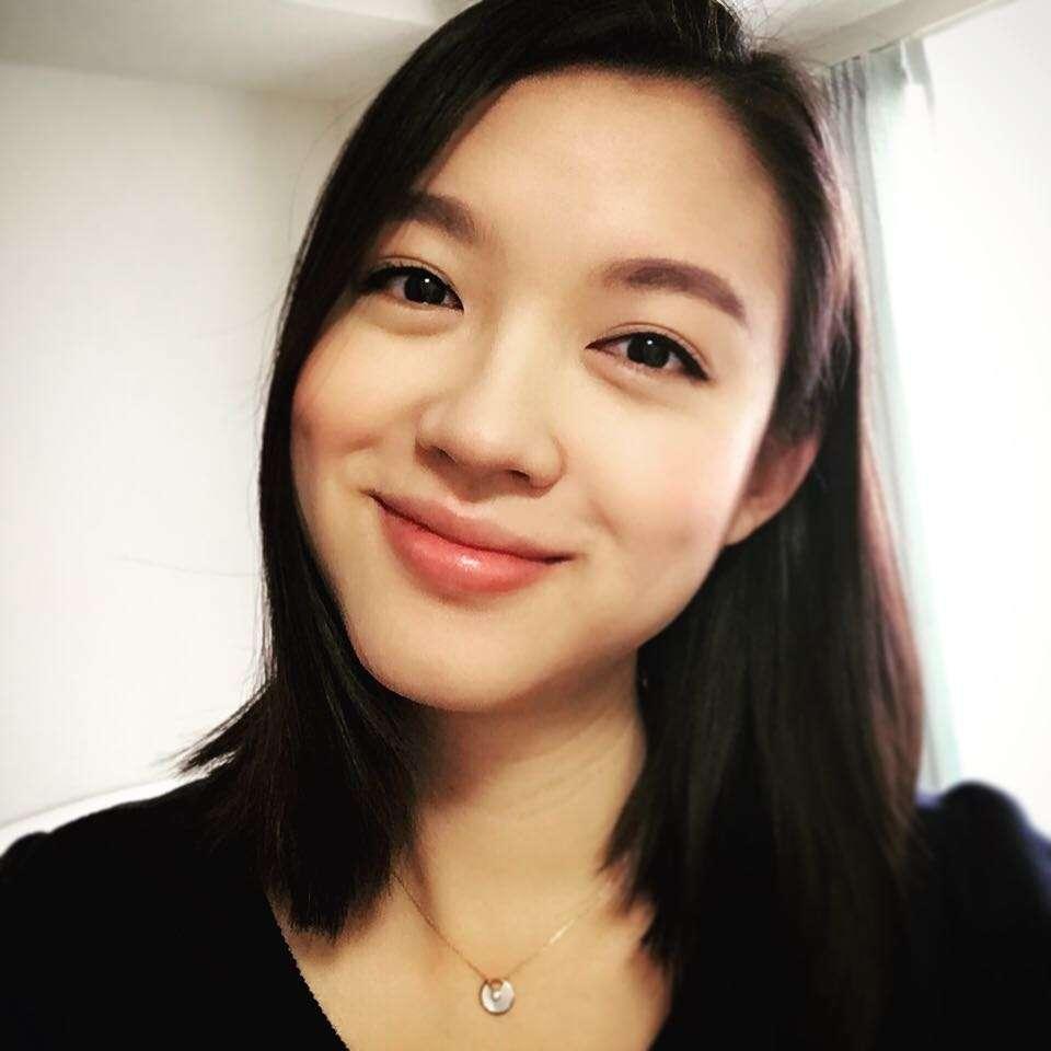 zhang zilin smile pics