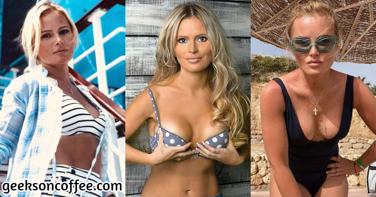 51 Hottest Dana Borisova Pictures You Just Can't Lay Your Eyes Off