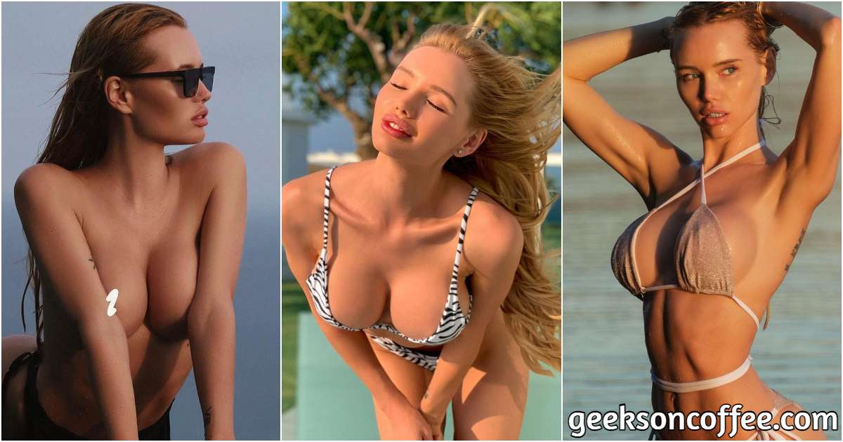 51 Olya Abromovich Hot Pictures Will Have You Feeling Hot Under Your Collar