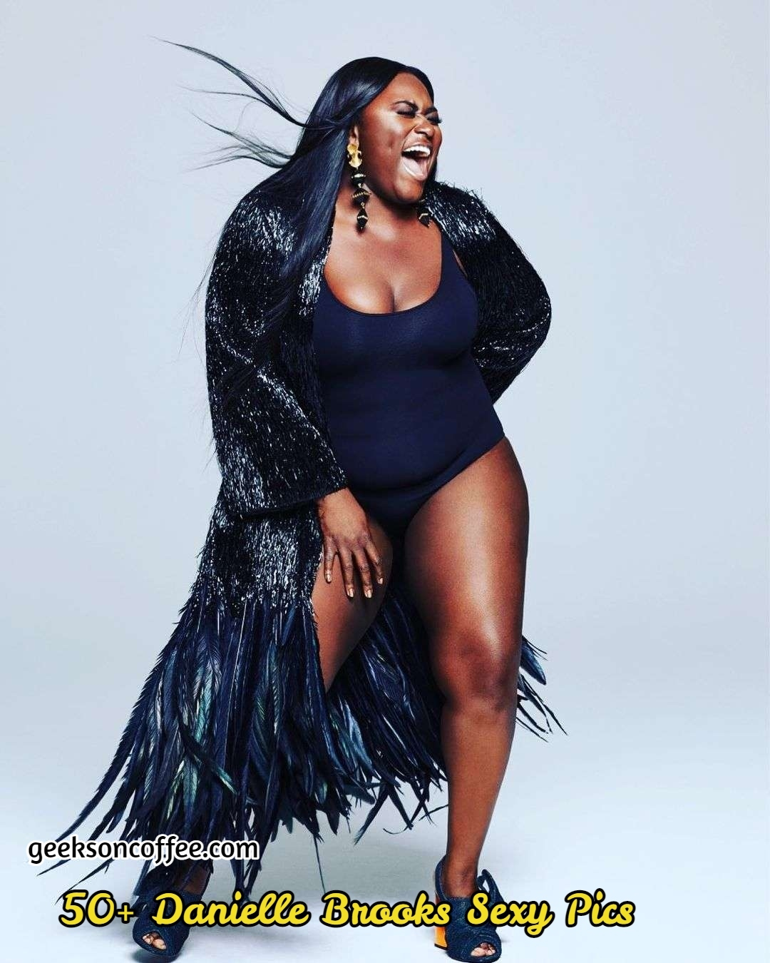 Danielle Brooks sexy pictures