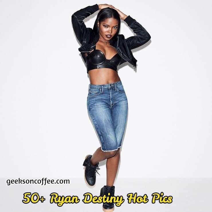 Ryan Destiny hot pictures